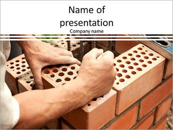 Alvenaria Modelos de apresentações PowerPoint