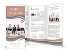 Tiresome waiting interview Brochure Templates