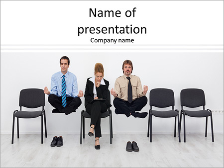 Tiresome waiting interview powerpoint template backgrounds id tiresome waiting interview powerpoint templates toneelgroepblik Image collections