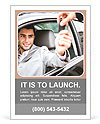 The guy takes the car keys Ad Templates