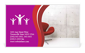 0000080002 Business Card Template