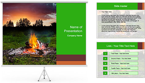 0000080003 PowerPoint Template