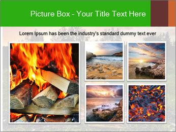 0000080003 PowerPoint Template - Slide 19