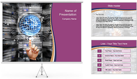 0000080004 PowerPoint Template