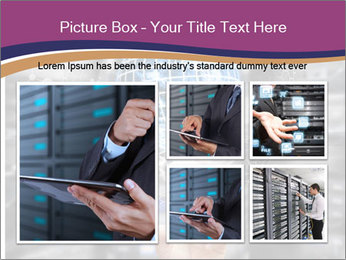 0000080004 PowerPoint Template - Slide 19