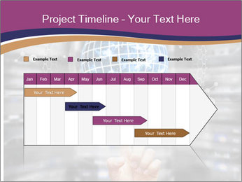 0000080004 PowerPoint Template - Slide 25