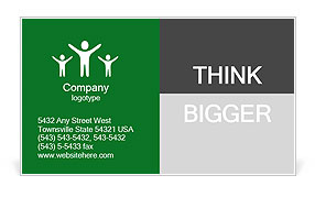 0000080006 Business Card Template