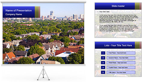 0000080009 PowerPoint Template