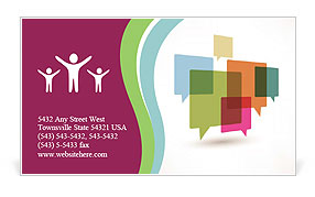 0000080014 Business Card Template