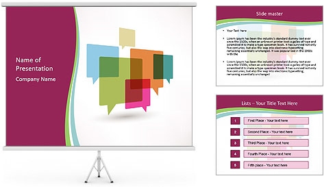 0000080014 PowerPoint Template