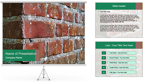 0000080015 PowerPoint Template