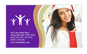0000080018 Business Card Template