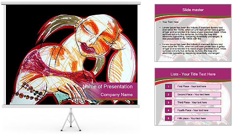 0000080020 PowerPoint Template