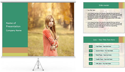 0000080027 PowerPoint Template