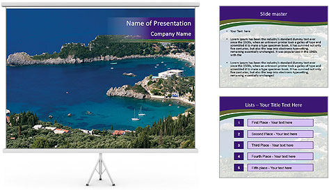 0000080034 PowerPoint Template