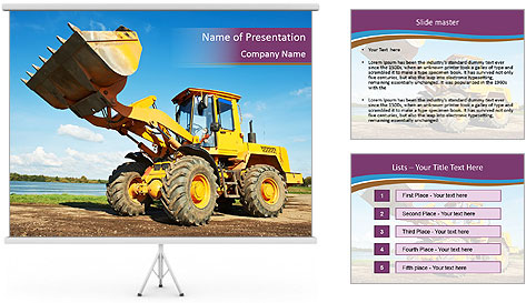 0000080035 PowerPoint Template