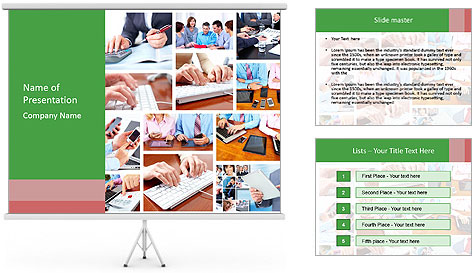 0000080044 PowerPoint Template