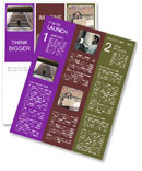 0000080045 Newsletter Templates