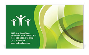 0000080046 Business Card Template