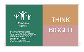0000080049 Business Card Template