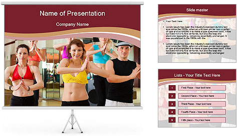 0000080052 PowerPoint Template