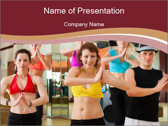 0000080052 PowerPoint Template - Slide 1