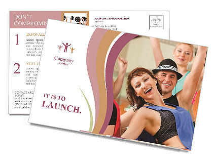 0000080053 Postcard Template