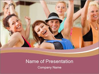 0000080053 PowerPoint Template - Slide 1