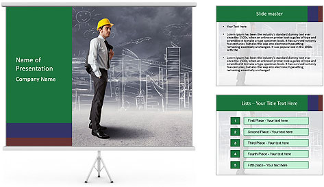 0000080060 PowerPoint Template