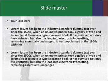 0000080060 PowerPoint Template - Slide 2