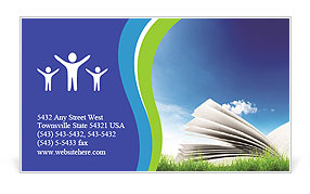 0000080067 Business Card Template