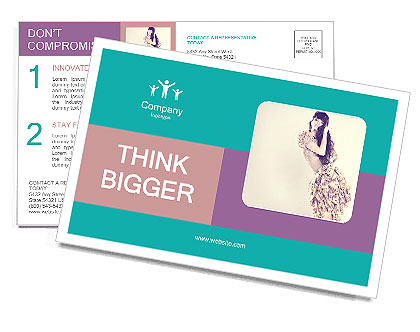 0000080069 Postcard Template