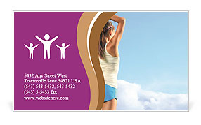 0000080071 Business Card Template