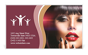 0000080073 Business Card Template