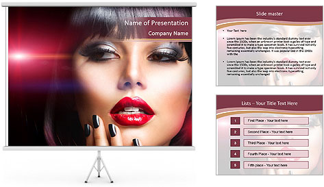 0000080073 PowerPoint Template