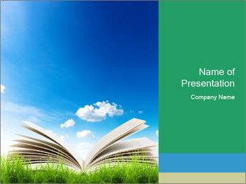 0000080088 PowerPoint Template - Slide 1