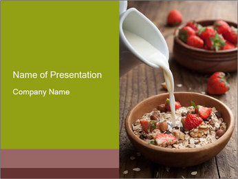 0000080100 PowerPoint Template - Slide 1
