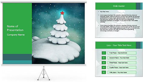 0000080115 PowerPoint Template
