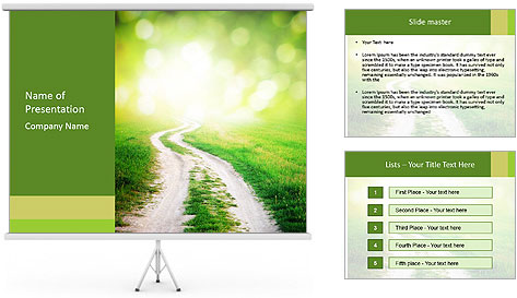 0000080116 PowerPoint Template