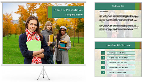 0000080121 PowerPoint Template