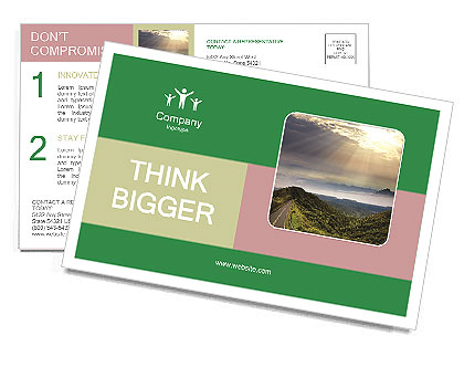 0000080123 Postcard Template