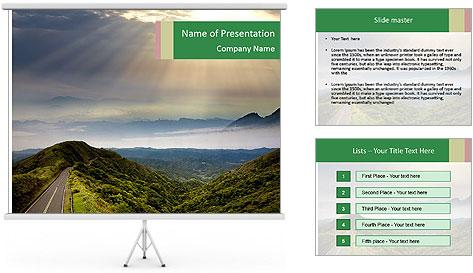 0000080123 PowerPoint Template
