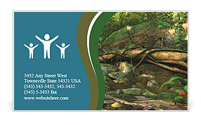 0000080126 Business Card Template