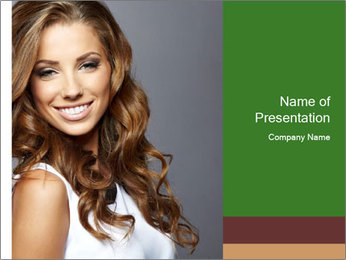 0000080128 PowerPoint Template - Slide 1