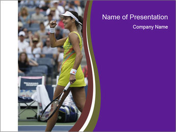 0000080136 PowerPoint Template - Slide 1