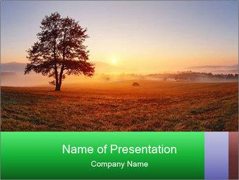 0000080137 PowerPoint Template - Slide 1