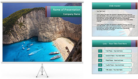 0000080138 PowerPoint Template