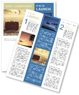 0000080141 Newsletter Templates