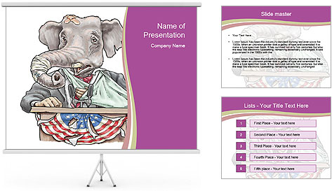 0000080147 PowerPoint Template