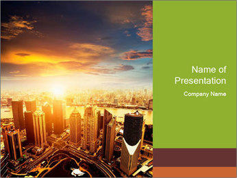 0000080157 PowerPoint Template - Slide 1